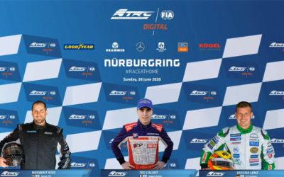 Nürburgring première place pour Téo Calvet
