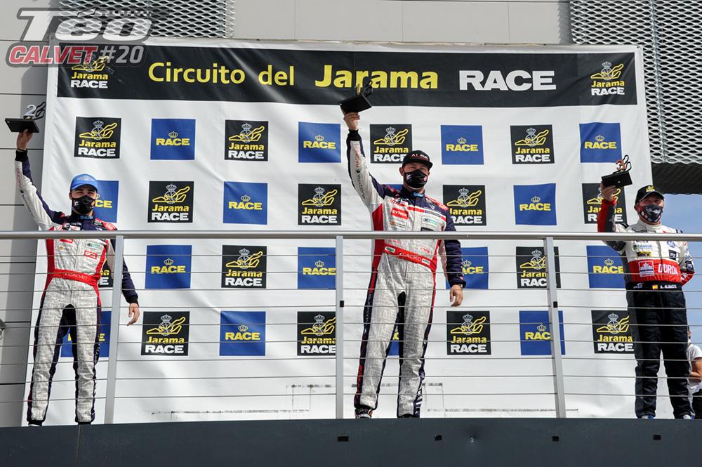 Encore un podium pour Téo Calvet à Jarama